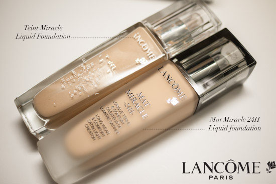 Lancome Teint Miracle Foundation (1)