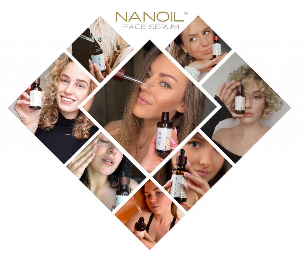 ο καλύτερος ορός προσώπου με βιταμίνη c Nanoil